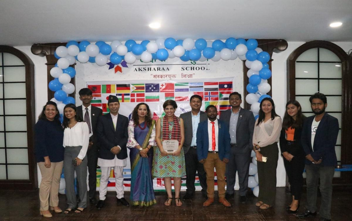 3rd Aksharaa Model United Nations Inaguration