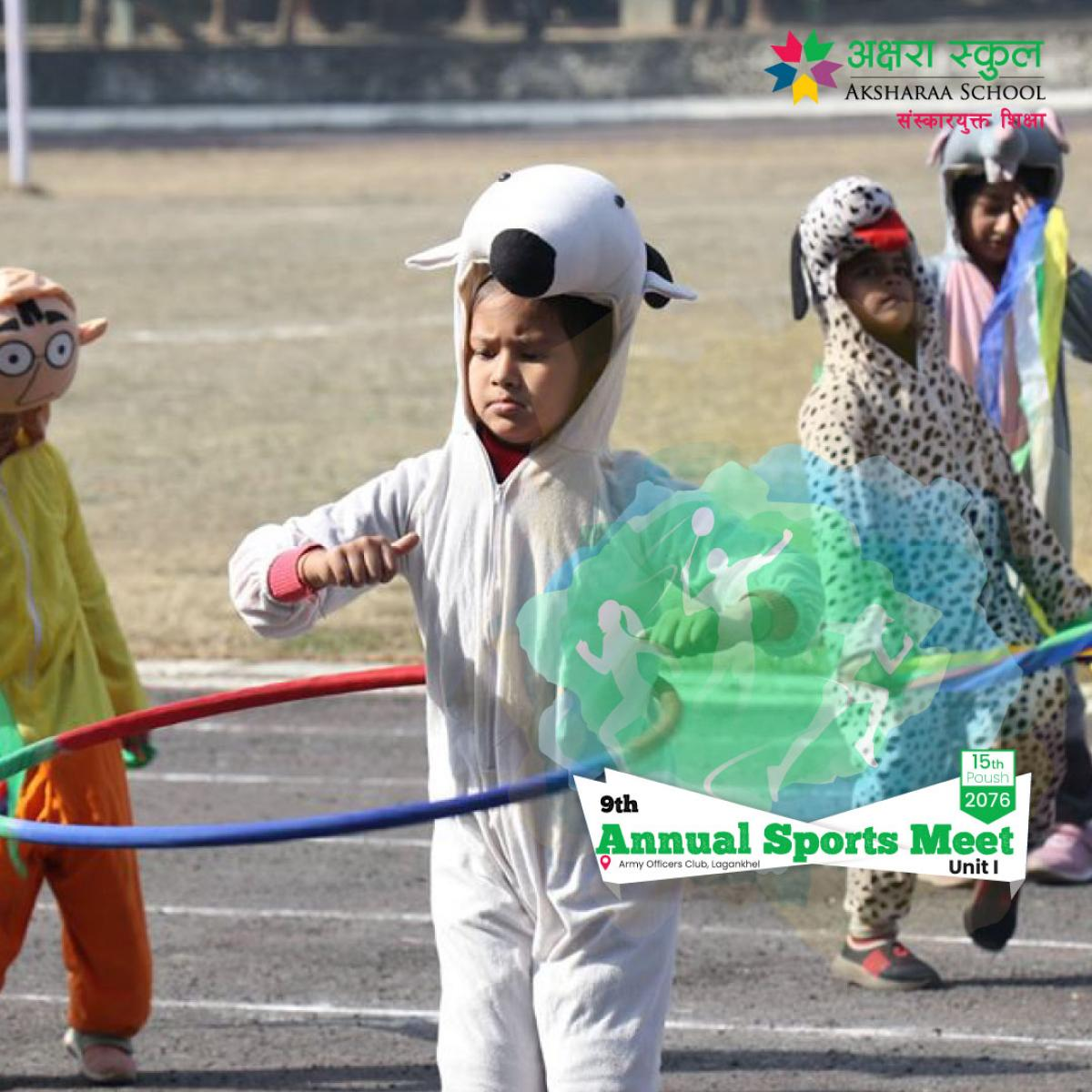 9th Annual Sports Meet-2076 (Unit- I)