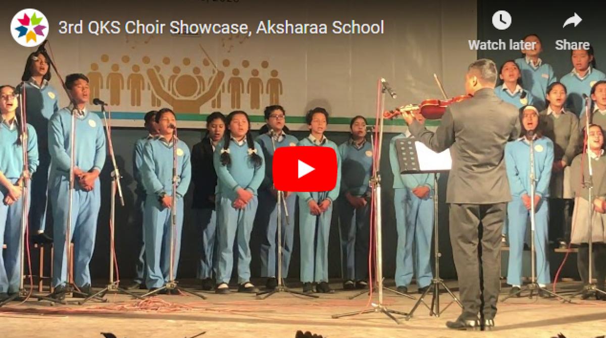 3rd QKS Choir Showcase