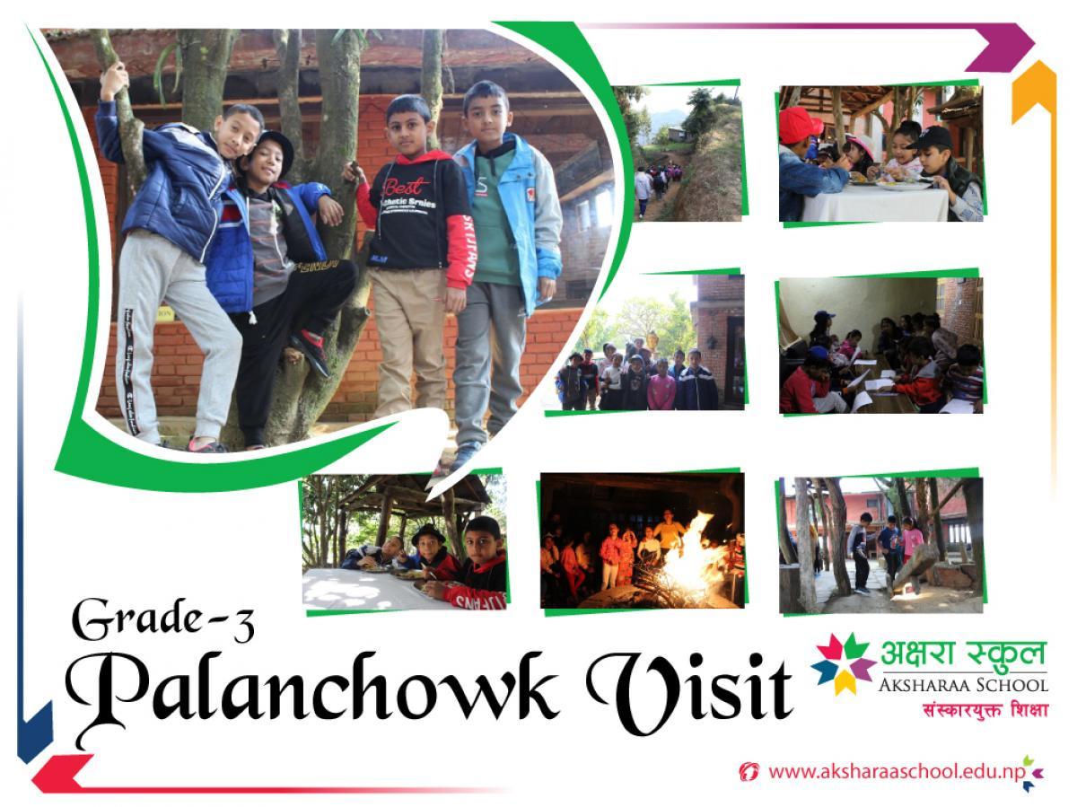 Palanchowk Visit - Grade 3 of Aksharaa School