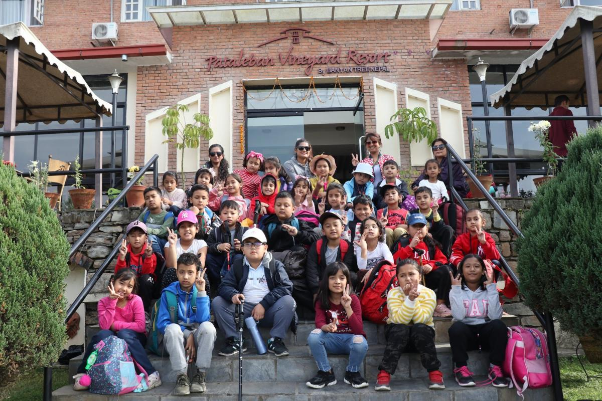 Pataleban Visit: Grade 2 of Aksharaa School